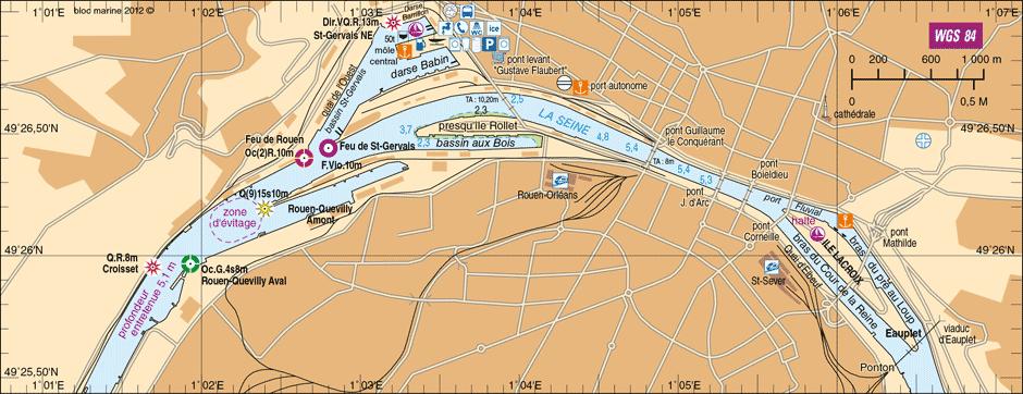 site de raconte Le Port