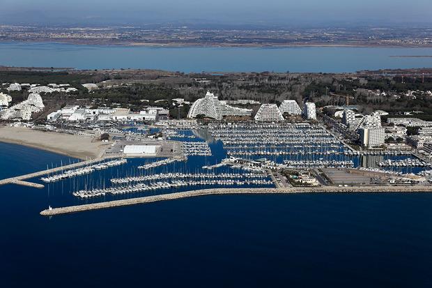 Port la grande motte toutes les informations sur le port - Office du tourisme de la grande motte ...