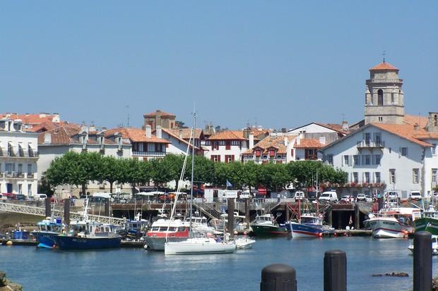 Port saint jean de luz ciboure toutes les informations sur le port - Euskal linge st jean de luz ...