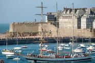 Crédit photo : V. moulin Départ de la Tall Ships' Race