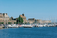 Cr�dit photo : Bassin Vauban de Saint-Malo