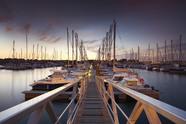 Crédit photo : Vue sur le port