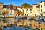 Crédit photo : Crédit K. Cecile - Office de Tourisme de Martigues