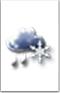 Pioggia mischiata con neve